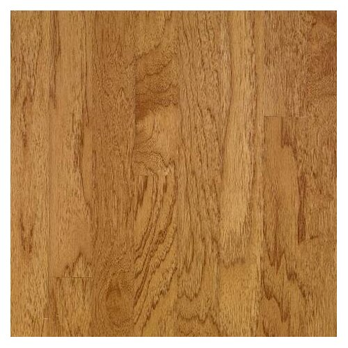 "Bruce Flooring American Treasures Wide Plank 5"" Solid Hickory Flooring in Smokey Topaz"