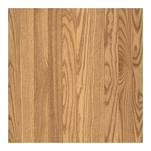 """Bruce Flooring Dundee Wide Plank 5"""" Solid Red Oak Flooring in Natural"""