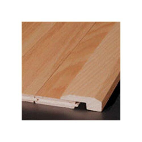 """Bruce Flooring 0.62"""" x 2"""" Red Oak Threshold in Gunstock"""