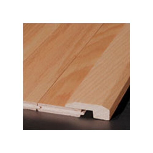 "Bruce Flooring 0.62"" x 2"" Red Oak Threshold in Saddle"