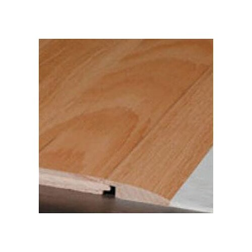 "Bruce Flooring 78"" x 2.25"" Hickory Reducer Overlap in Unfinished"