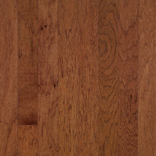 "Bruce Flooring Turlington American Exotics 3"" Engineered Hickory Flooring in Brandywine"