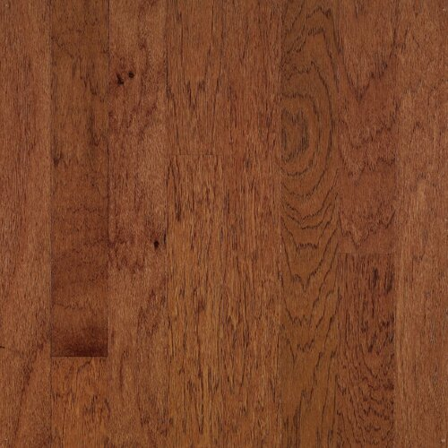 "Bruce Flooring Turlington 5"" Engineered Hickory Flooring in Wild Cherry / Brandywine"