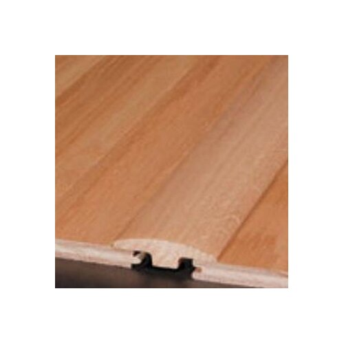 Bruce Flooring Laminate Reducer Strip with Track in Pioneer Oak Gunstock, Jamestown Oak Natural, Caribbean Cherry Natural