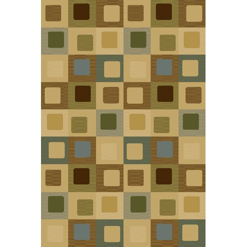 Central Oriental Interlude Sloane Multi Rug