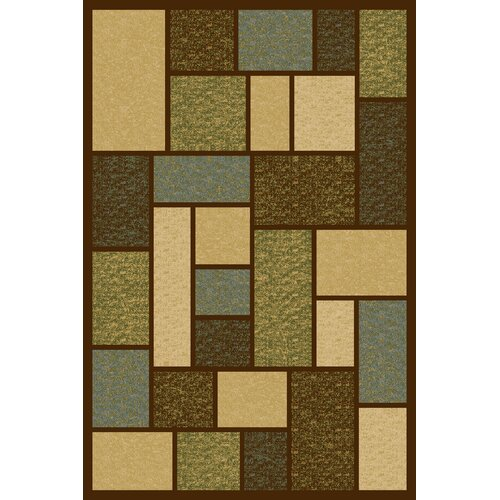 Interlude Keswick Square Multi Rug