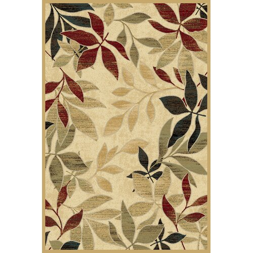 Central Oriental Paige Wheat Hearst Rug