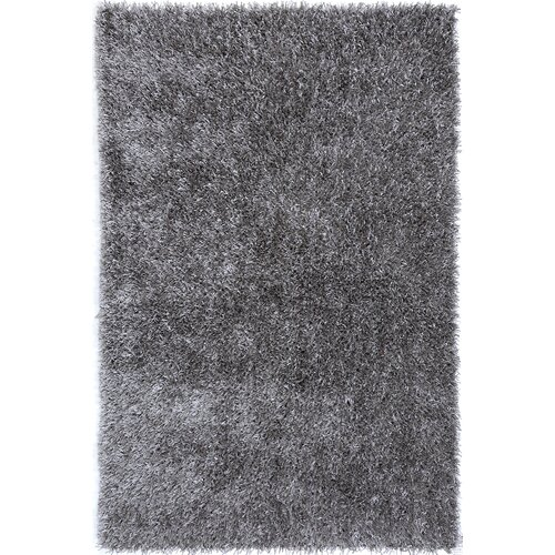 Jaipur Rugs Flux Cool Gray Shag Rug