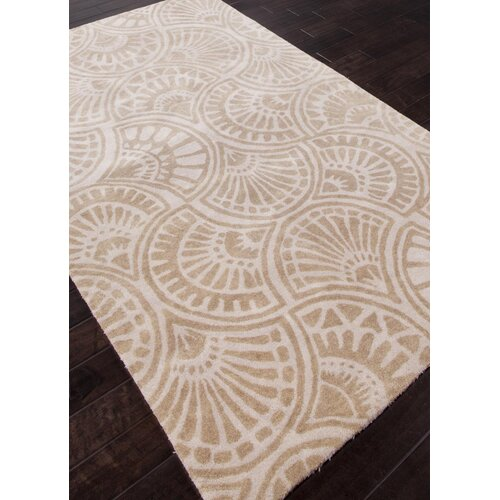 Jaipur Rugs Blue Antique White/Beige Geometric Rug
