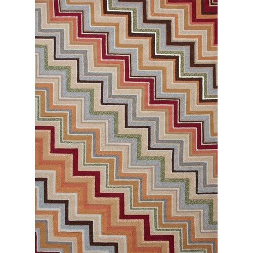 Jaipur Rugs Colours I-O Multi Zigzag Indoor/Outdoor Rug