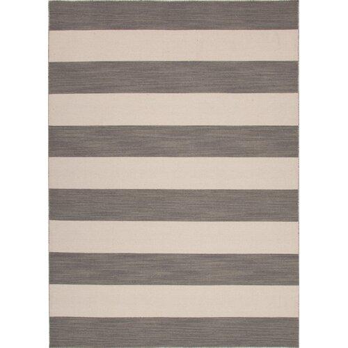 Jaipur Rugs Pura Vida Gray Stripe Rug