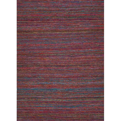 Jaipur Rugs Spice Mars Red Solid Rug