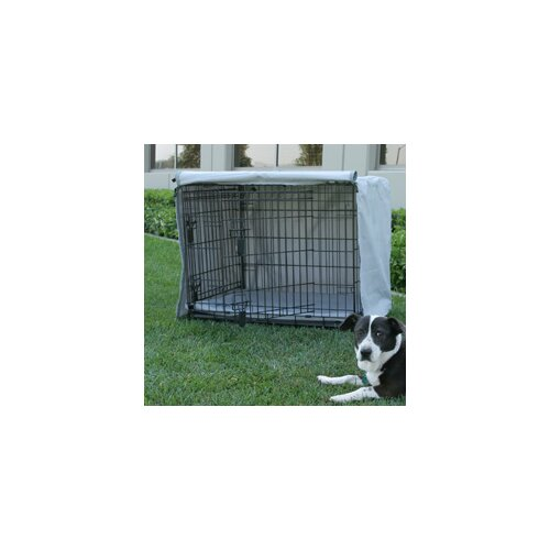 Animated Pet Precision Provalu Dog Crate Cover and Pad Set