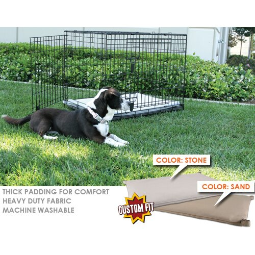 Animated Pet Life Stages 2-Door Dog Crate Pad
