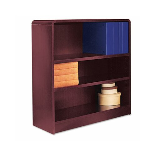 """Alera® Radius Corner 35.38"""" Bookcase"""