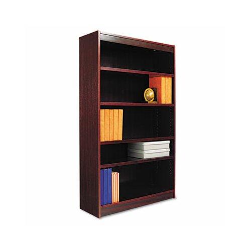 """Alera® Square Corner 60"""" Bookcase"""