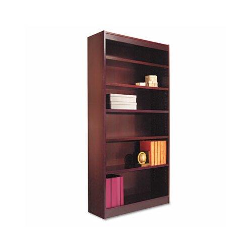 """Alera® Square Corner 72"""" Bookcase"""