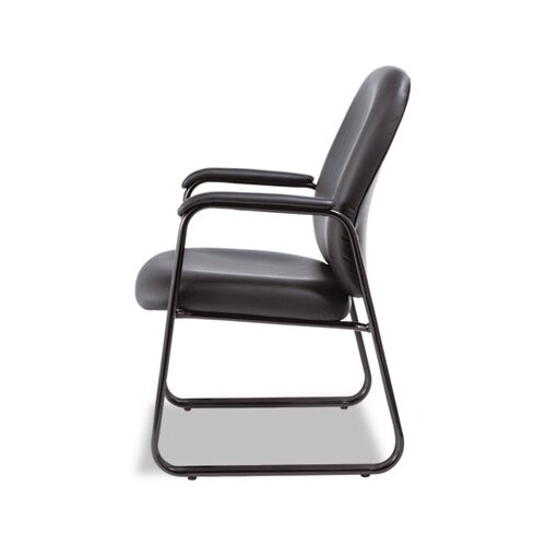 Alera® Genaro Series Mid-Back Leather Office Chair