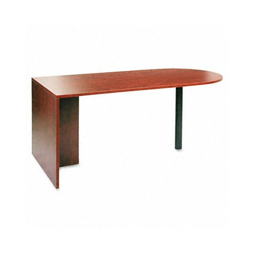 "Alera® Valencia Series 36"" D-Top Writing Desk"