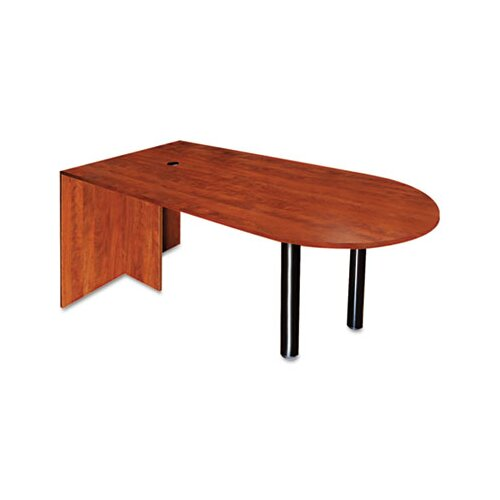 Alera® Valencia D-Top Desk Peninsula