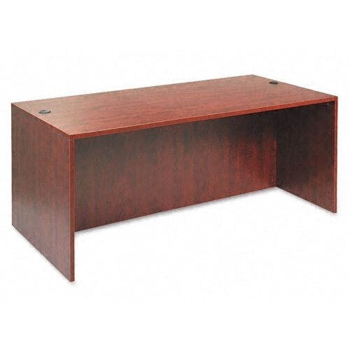 "Alera® Valencia Series 72"" Executive Desk Shell"