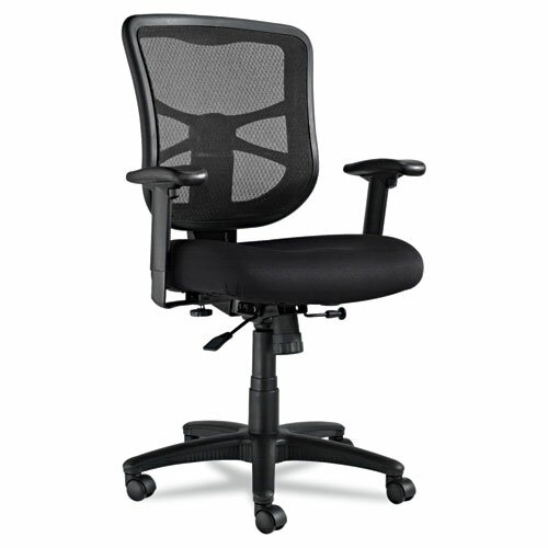 Alera® Elusion Series Mid Back Swivel Office Chair