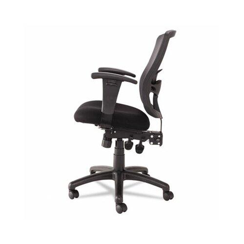 Alera® Etros Series Mid-Back Mesh Petite Multifunction Office Chair