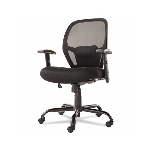 Alera® Merix450 Series Mid-Back Mesh Big and Tall Office Chair