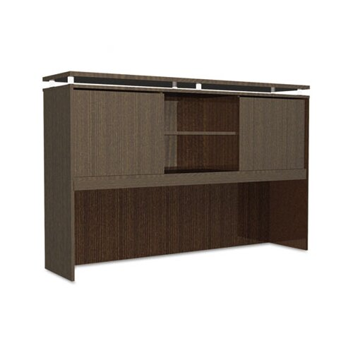 Alera® SedinaAG Series Hutch with Sliding Doors
