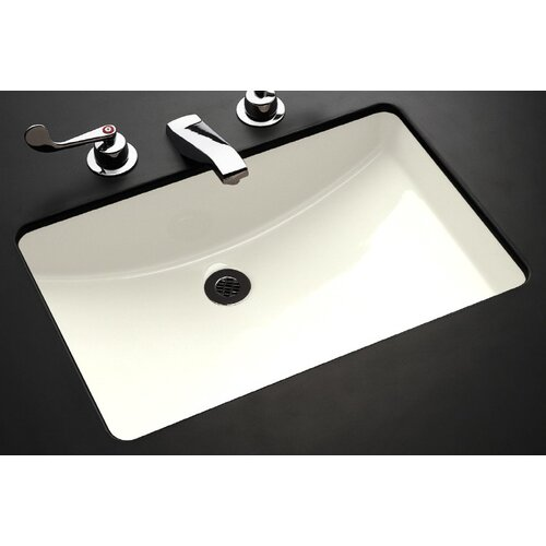 Undermount Rectangle Bathroom Sink