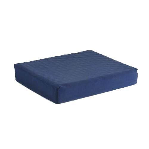 "Nova Ortho-Med, Inc. 3"" Convoluted Foam Cushion with Cover for 16"" X 16"" Wheelchair"