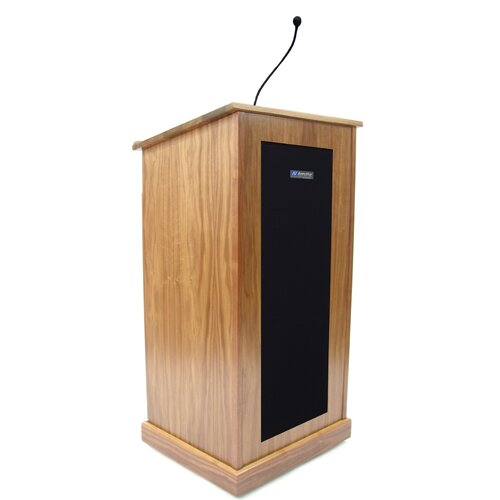 AmpliVox Sound Systems Chancellor Full Podium