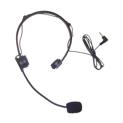 AmpliVox Sound Systems Headset Microphone