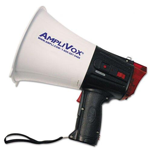 AmpliVox Sound Systems 10W Emergency Response Megaphone