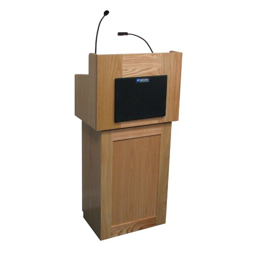 AmpliVox Sound Systems Oxford Full Podium
