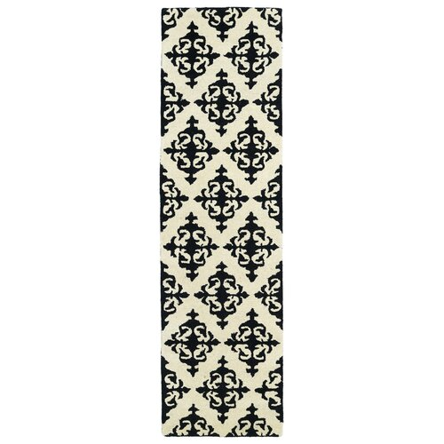Evolution Black Rug