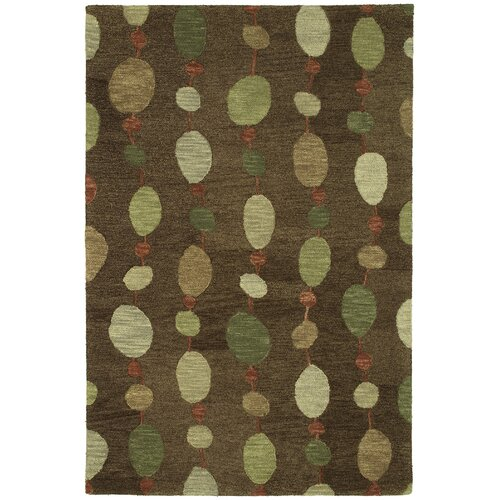 Kaleen Casual 50 Persimmon Brown Rug