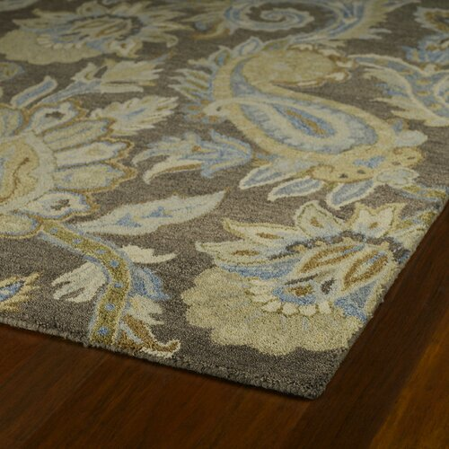 Helena Brown Odyusseus Brown Tan Floral Area Rug Wayfair