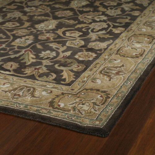 Kaleen Mystic William Garden Chocolate Rug