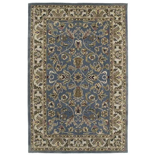 Kaleen Mystic William Garden Blue Rug