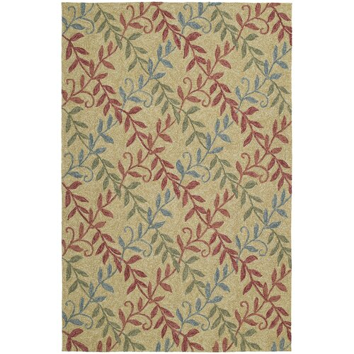 Kaleen Home & Porch Factors Walk Butterscotch Rug