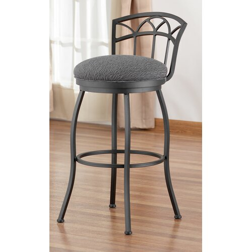 "Tempo Frolic 30"" Swivel Bar Stool with Cushion"