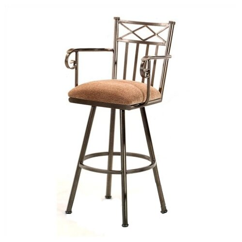"Tempo Arlington 26"" Bar Stool with Cushion"