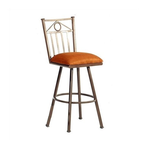 "Tempo Seville 30"" Bar Stool with Cushion"