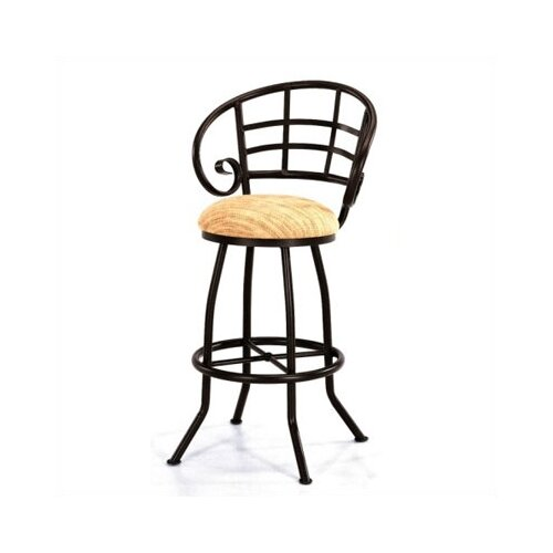 "Tempo Waldorf 30"" Bar Stool with Cushion"