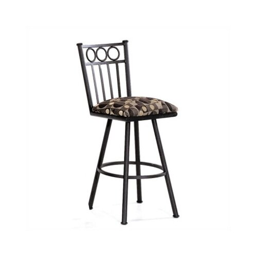 "Tempo Wilmington 26"" Bar Stool with Cushion"