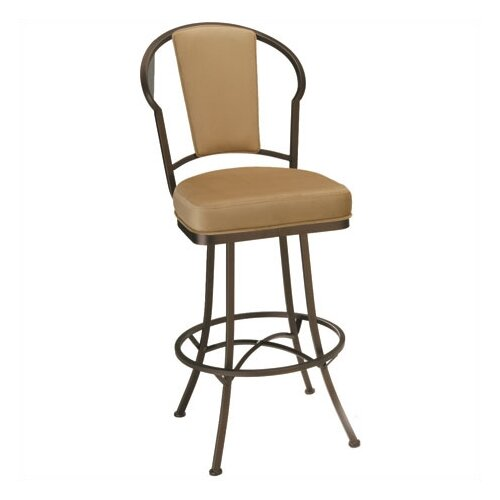 "Tempo Chelton 26"" Bar Stool with Cushion"