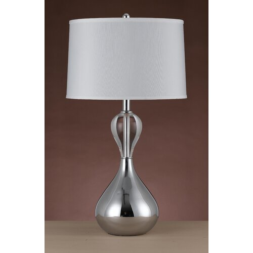 "Cal Lighting Ozark 29"" H Table Lamp with Empire Shade"