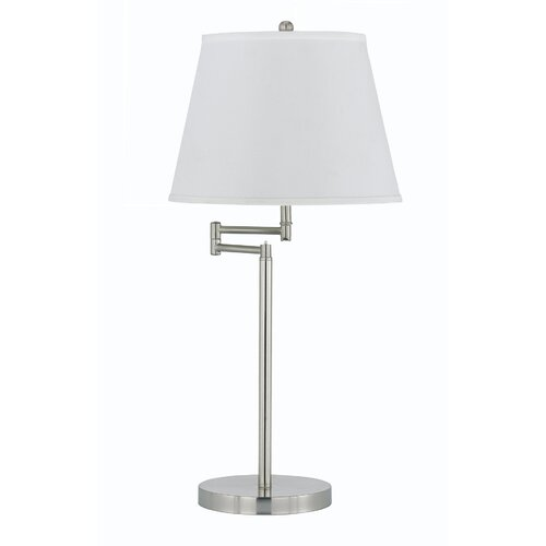 "Cal Lighting Anddros 28"" H Table Lamp with Empire Shade"