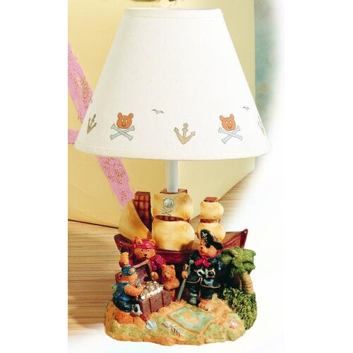 Cal Lighting Treasure Island Table Lamp